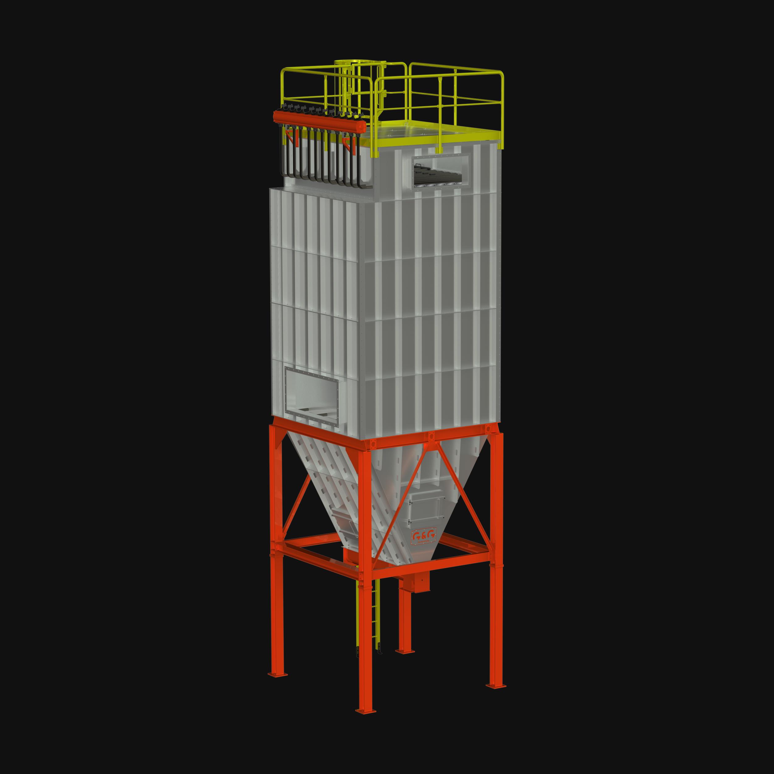 Шланговые фильтры