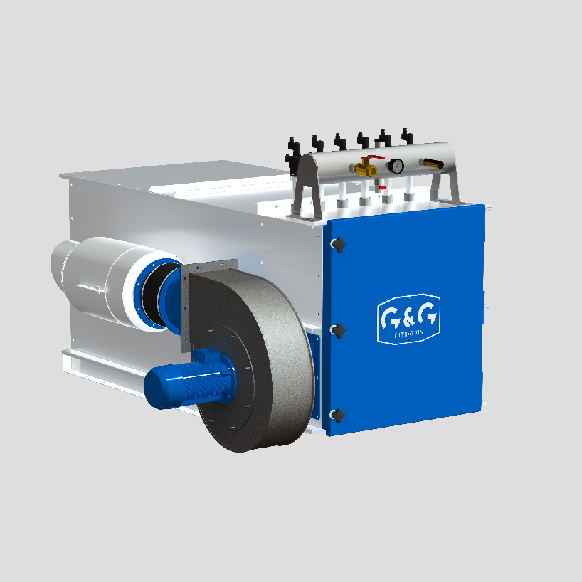 Ме́стные (точечные) фильтры G&G Local JET