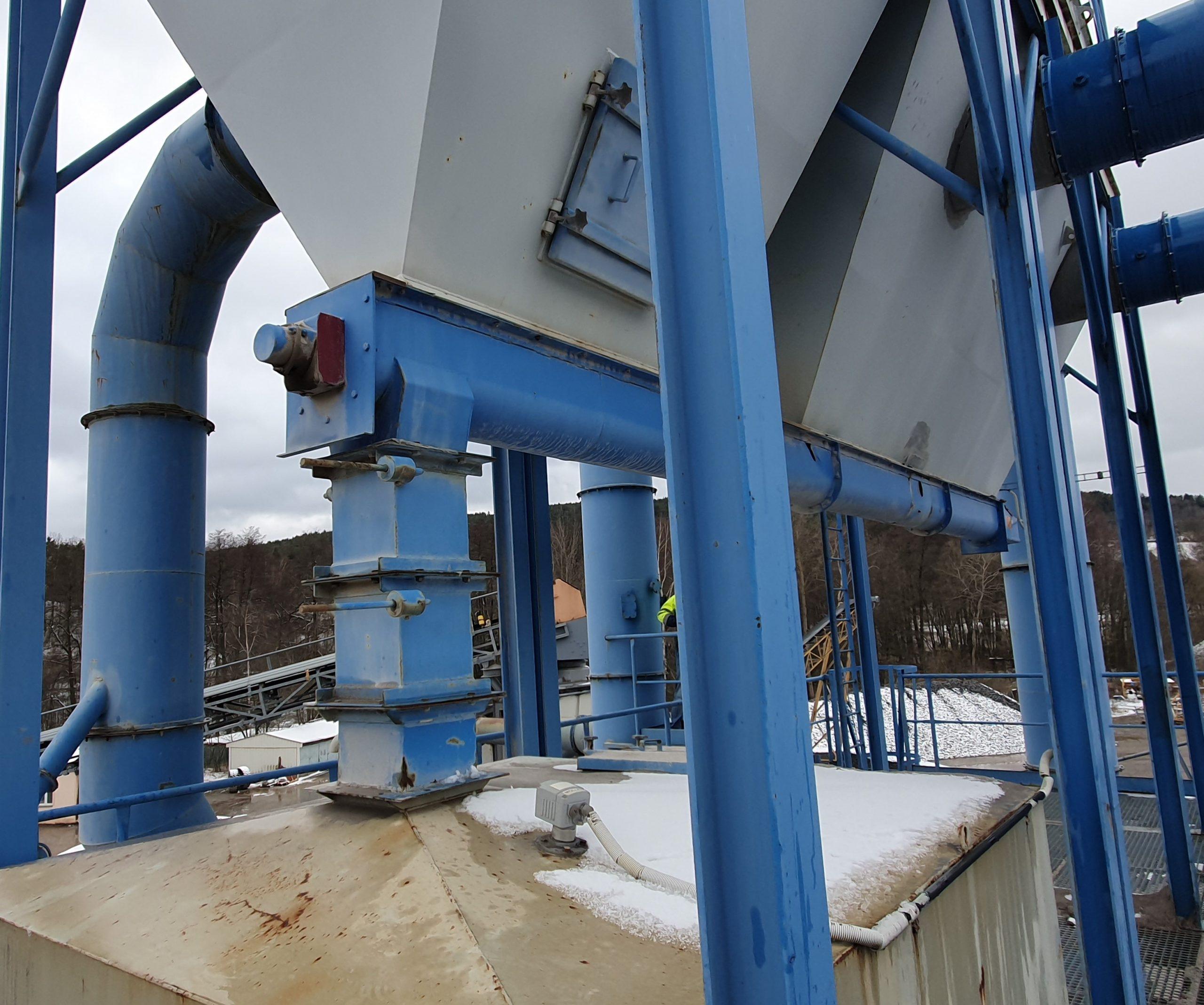 Механический ремонт фильтровальных установок